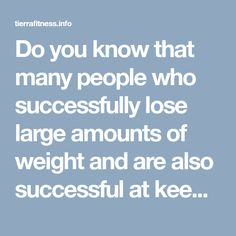 Do you know that many people who successfully lose large amounts of weight and are also successful at keeping it off use a diary? This is no ordinary diary though. It is a food loss diary and using it can ensure total success no matter what your weight loss goal may be. Never underestimated the …