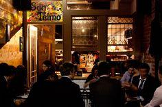 San Telmo - Argentinian Bar and Restaurant, Melbourne