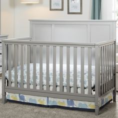 Delta Children Easton 4-in-1 Convertible Crib & Reviews | Wayfair