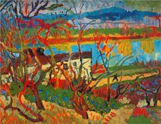 The river - Andre Derain