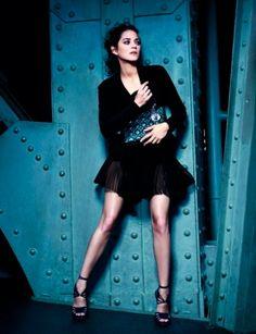 Marion Cotillard for Dior | Annie Leibovitz