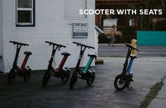 Do your legs and backache while riding your conventional scooter? Do those long rides of purely standing-up take a toll on your body? Worry no more; the best electric scooter with seat is here! Made to give you the comfort of seating down while you're riding your scooter, you will not regret owning one. It will be just the same as riding your scooter minus the backache and the leg pain. It will bring you to a new world of scooter riding. Detention Slips, Electric Scooter With Seat, Forever Products, Easy Food To Make, Cartoon Wallpaper, Leg Pain, Bavaria, Business Tips, Tarot