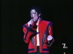 Michael Jackson - Live HIStory World Tour Bucharest 1996 - Full Concert - ReMastered - HD - YouTube ... He's so amazing!!