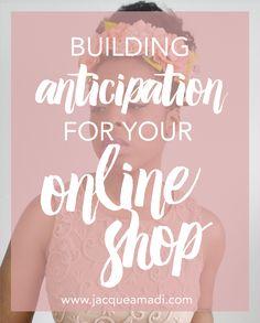 building anticipation
