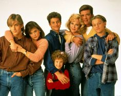 Growing Pains is an US television sitcom about an affluent family, which aired on ABC from September  1985, to April 1992. The show's premise is based on the fictional Seaver family. Dr. Jason Seaver (Alan Thicke), a psychiatrist, works from home because his wife, Maggie has gone back to work as a reporter. Jason has to take care of the kids: troublemaker Mike, honors student Carol, rambunctious Ben, and baby Chrissy Seaver. Later on they adopt Luke Brower played by a young Leonardo…