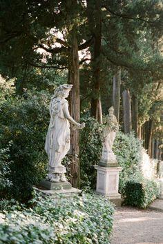 Boboli Gardens, Florence Italy   Source: vintagepales2