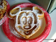 Where to get waffles in WDW: Complete breakdown of each waffle and where to find it. Because @AJ Wolfe (Disney Food Blog) is amazing.