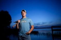 Fishing Senior Picture Idea @ Lake or River