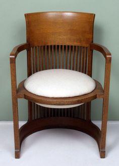 Armchair Frank Lloyd Wright ca. 1937