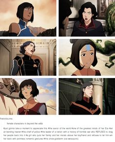 One of the many reasons I love Legend of Korra