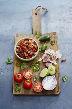 Start with Incredible Salsa and Guacamole