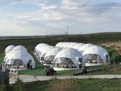 China Geodesic Dome Tent Hotel, Eco Domes Lodges for The Prairie Camping Site supplier Outdoor Life, Outdoor Camping, Pod Tents, Cabana, Kit Design, Tent Room, Pvc Transparent, Dome Structure, Geodesic Dome Homes