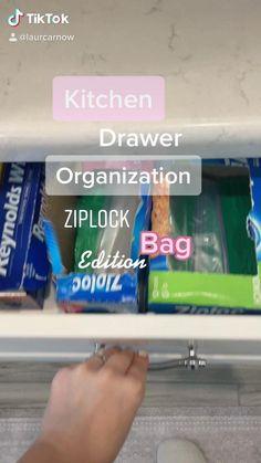 Kitchen Organization Pantry, Home Organization Hacks, House Cleaning Tips, Cleaning Hacks, Best Decor, Ideas Para Organizar, Useful Life Hacks, Home Hacks, Kitchen Hacks