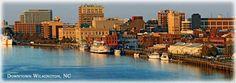 Downtown Wilmington North Carolina