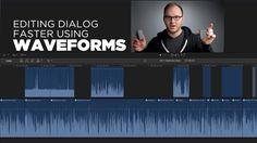 Edit Dialog Faster Using Waveforms