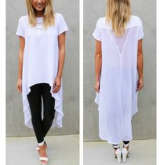 Cheap dresses spain, Buy Quality dress cross-stitch directly from China dress suits for ladies Suppliers: COLOR: White/Black FIT TYPE: Loose MATERIAL: Polyester, Chiffon NECKLINE: Round neck PATTERN TYPE: Plain SLEEVE LENGTH