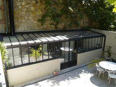 veranda acier 37