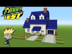 "http://minecraftstream.com/minecraft-tutorials/minecraft-tutorial-how-to-make-johnny-tests-house-johnny-test/ - Minecraft Tutorial: How To Make ""Johnny Tests"" House ""Johnny Test"" Minecraft Tutorial: How To Make ""Johnny Tests"" House ""Johnny Test"" In this tutorial i show you how to make the family home from Johnny Test. Cartoon House Playlist – https://www.youtube.com/playlist?list=PLVfyBBWTXosAdWj4ZsG8EhBtlW6vWfJMN Real World Building..."