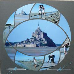french scrapbooking templates - Google Search