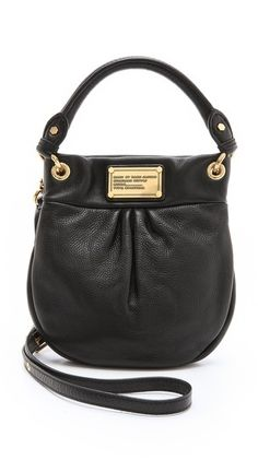 Marc by Marc Jacobs Mini Hillier Hobo on shopstyle.com