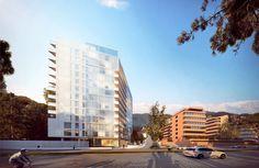 Galería - Richard Meier diseña edificio residencial en Bogotá, Colombia - 6
