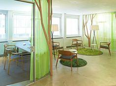 My Money Park office by OOS Zurich 03 My Money Park office by OOS, Zurich   Switzerland