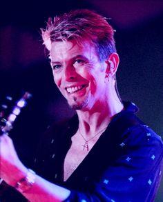 1995 - David Bowie 90s.