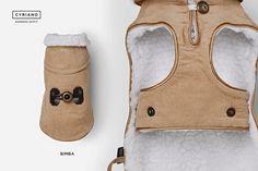 Abrigo Bimba | Bimba coat by Cyriano