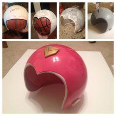 Foayasha (Aimee)- helmet using a ball as a base Cosplay Helmet, Cosplay Armor, Steampunk Cosplay, Cosplay Diy, Best Cosplay, Cosplay Ideas, Voltron Princess Allura, Voltron Allura, Voltron Costume