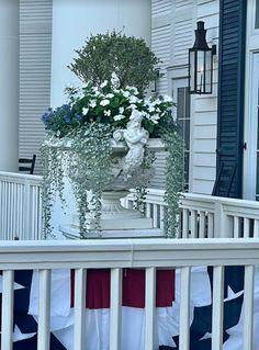 Random musings as seen through my iPhone - The Enchanted Home Enchanted Home, Front Entrances, See Through, Beautiful Gardens, Summer Fun, Outdoor Spaces, Christmas Tree, Iphone, Random