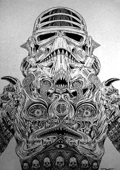 Stormtrooper - Amazing art