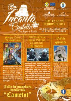 Italia Medievale: Incanto al Castello. Tra sogno e realtà
