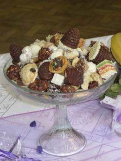 Cieszyńskie ciasteczka Polish Recipes, Christmas Baking, Acai Bowl, Food And Drink, Gluten Free, Pudding, Cookies, Breakfast, Trufle