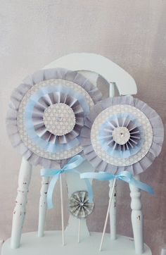 rosette - need to pull out my scoring board and start making these!