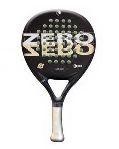 Pala de pádel Kaitt Zero 2014 Pala perfectamente equilibrada. Con un atractivo diseño y de gran calidad en sus materiales. Acabado mate para una pala muy recomendable.