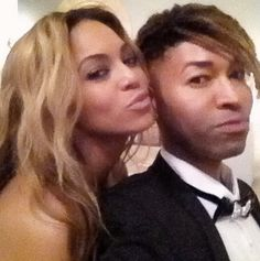 Ty Hunter - beyonce's stylist.  would love to have him glam me up daily!