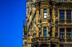 Munich City Hall II by Jacek Buczkowski on 500px