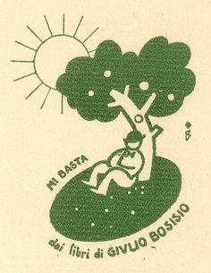 .ex libris Giulio Bosisio