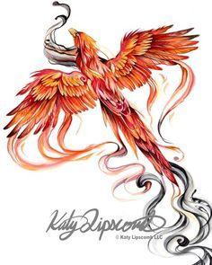 Phinox Tattoo, Smoke Tattoo, Tattoo Line, Fire Tattoo, Body Art Tattoos, Tatoos, Crow Tattoos, Ear Tattoos, Phoenix Artwork