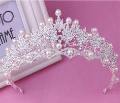 Wedding Tiaras, Wedding Hair Clips, Wedding Hair Flowers, Wedding Headband, Bridal Crown, Bridal Tiara, Rhinestone Headband, Pearl Bridal, Wedding Vows