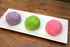 Homemade Aromatherapy Playdough using essential oils. I need to try this!! But I'll probably use only a couple drops of oils since I use doTERRA oils, I know they are more potent that most (or all) store bought oils.