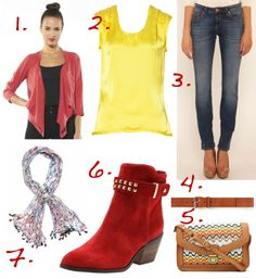 Nina Proudman outfit shopping inspiration Ep 11