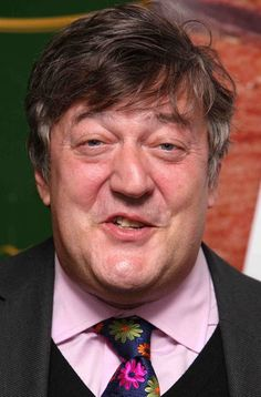 Xai'nyy Stephen Fry - English actor, screenwriter, author, playwright, journalist, poet, comedian, television and radio presenter, film director, activist.