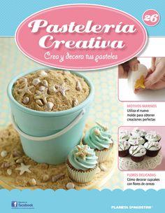 Fascículo 26 de Pastelería Creativa
