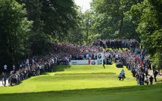 The top 8 spectator spots at the BMW PGA Championship