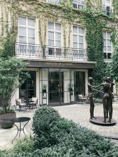 Paris' Le Pavillon de la Reine - http://ruffledblog.com/paris-honeymoon-guide-le-marais