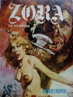Zora La Vampira #IV/131 - Licantropia