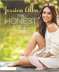 The Honest Life: Living Naturally and True to You Paperback by Jessica Alba - This book changed how I looked at consumer products which are loaded with toxic chemicals. I started to use All Natural products after reading this book.