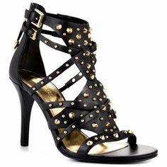 Laidea - Black Leather - Yvonne's #shoes