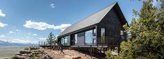 renée del gaudio rethinks the classic american cabin with this colorado retreat